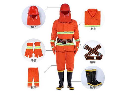 97型消防战斗服