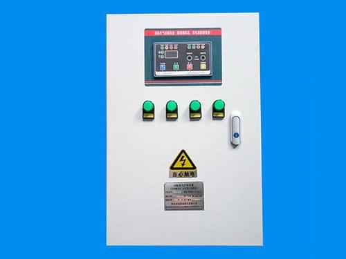 双电源单速风机控制柜