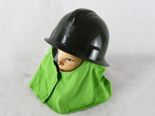 新式消防头盔(绿)